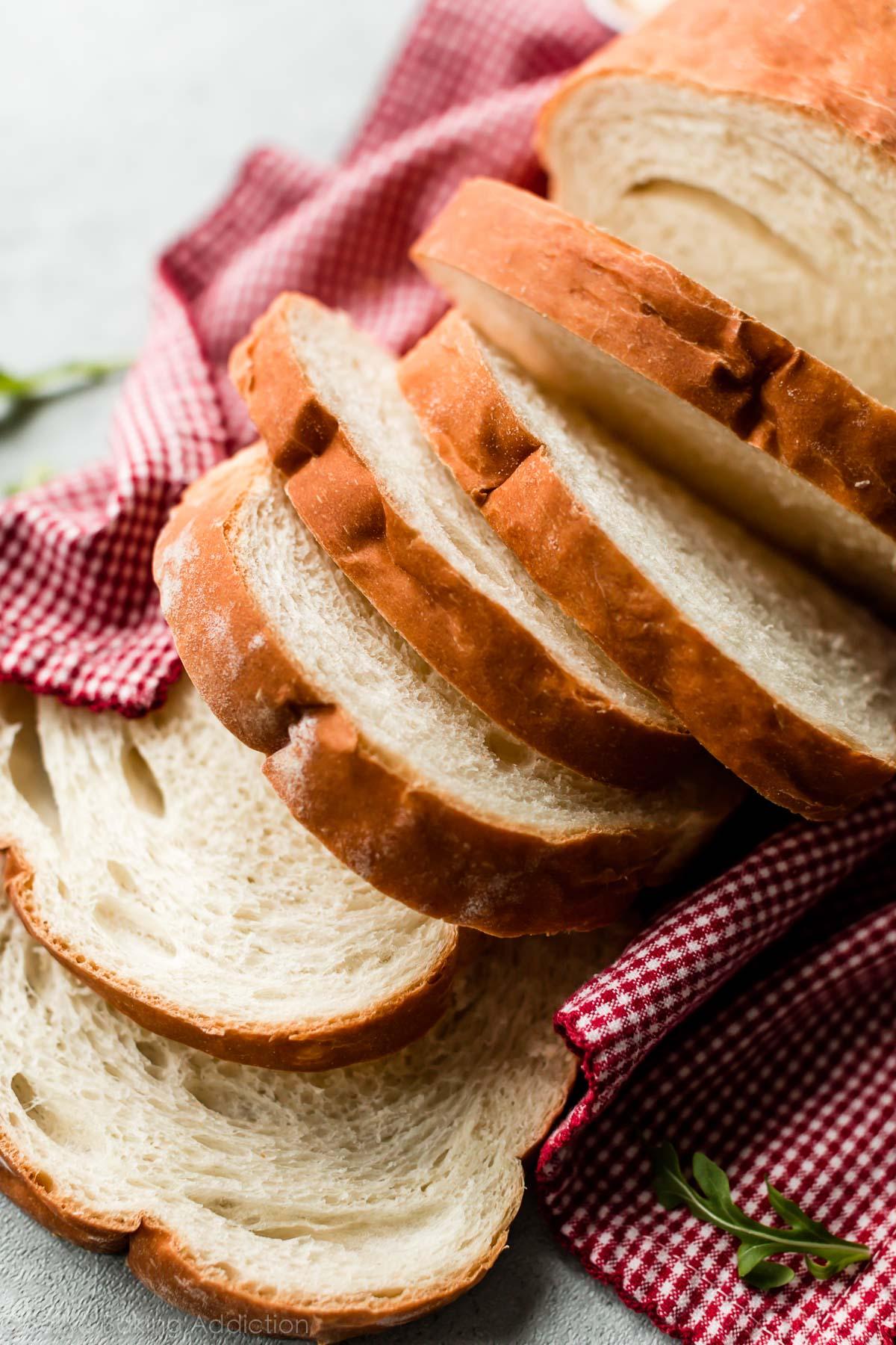pain de mie blanc
