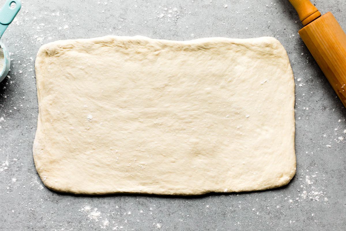 pâte à pain blanche