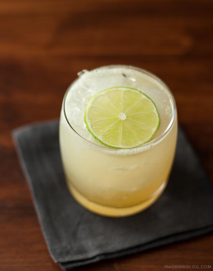 margarita au citron vert