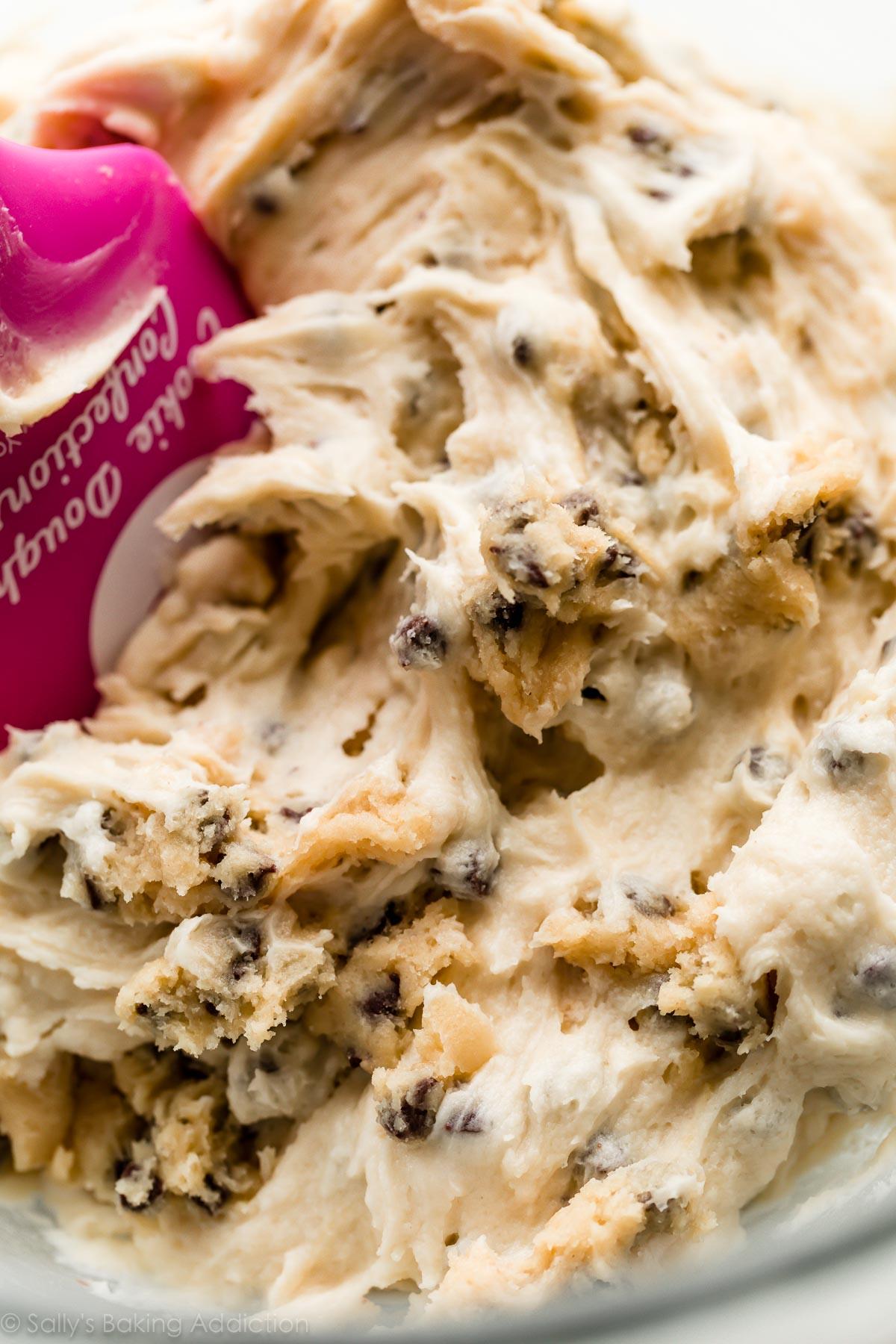 pâte à biscuits buttercream frosting» width=