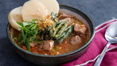 Photo of Recette Sinigang na Baboy (porc philippin à la soupe de tamarin aigre)