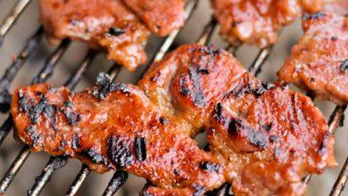Photo of Recette de Tocino (porc philippin grillé et salé)