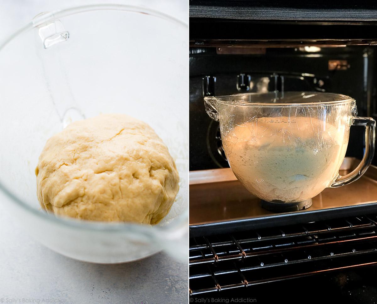 Comment faire du Nutella babka sur sallysbakingaddiction.com