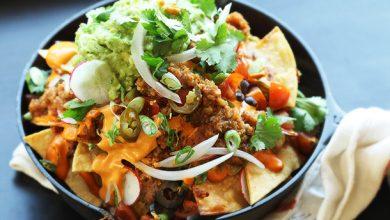 Photo of La recette ultime de nachos végétaliens entièrement chargés