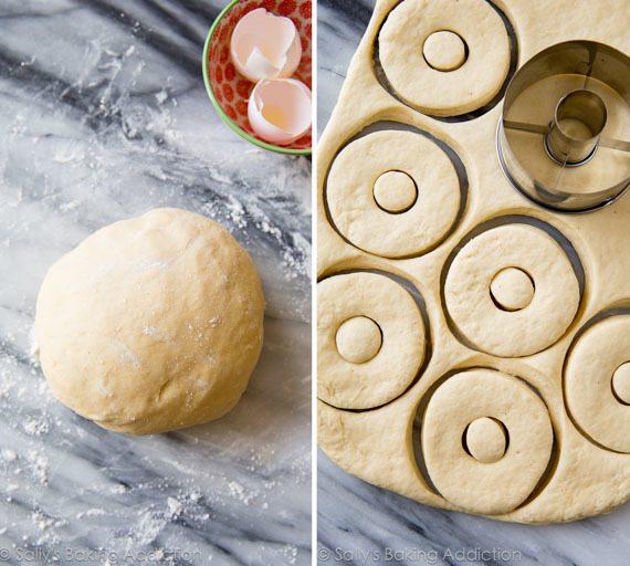 Comment faire des beignets glacés faits maison sur sallysbakingaddiction.com