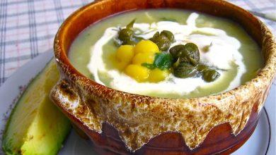 Photo of Ajiaco: Recette de soupe colombienne au poulet et aux pommes de terre