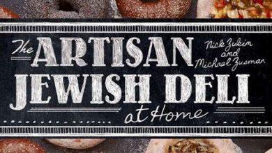 Photo of Chips de bagel de 'The Artisan Jewish Deli at Home'