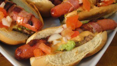 Photo of Cuisinez le livre: Hot Dogs de Sonoran