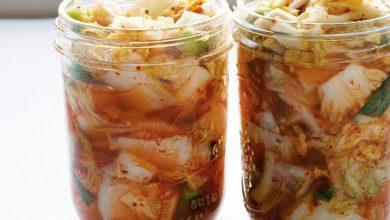 Photo of Cuisinez le livre: Quick Kimchi