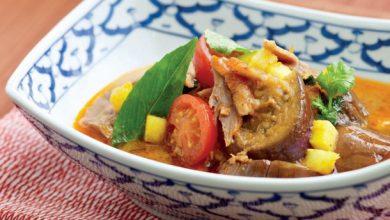 Photo of Curry de canard à l'ananas de la «cuisine thaïlandaise de tous les jours»