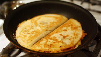 Photo of Dîner ce soir: recette de Kimchi Quesadillas