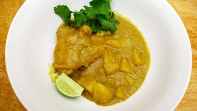 Photo of Dîner ce soir: recette de poulet, citronnelle et curry de pommes de terre (Ca-Ri Ga)