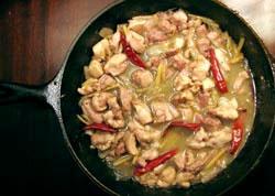 Photo of Dîner ce soir: recette de poulet en pot de fer