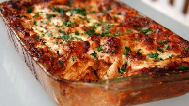 Photo of Dîner du dimanche: recette de bolognaise bolognaise à la lasagne