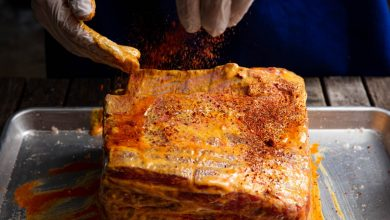 Photo of Frottement sec et maigre pour recette de porc effiloché