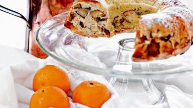 Photo of Gâteau aux pommes de Hanoukka polonais