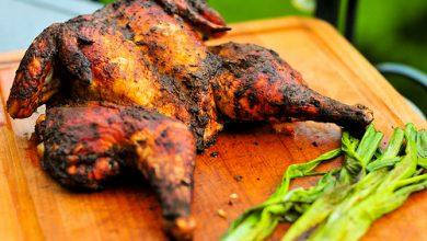 Photo of Griller: Recette de poulet mexicain en bordure de route avec oignons verts