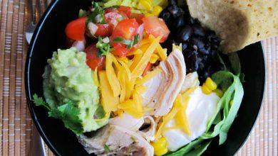Photo of La recette ultime du bol de burrito au poulet