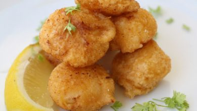 Photo of L'ingrédient secret (Harissa): Recette de pétoncles frits à la harissa