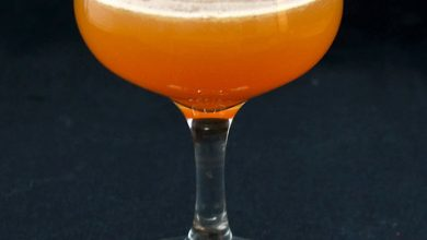 Photo of Lion's Tail Cocktail