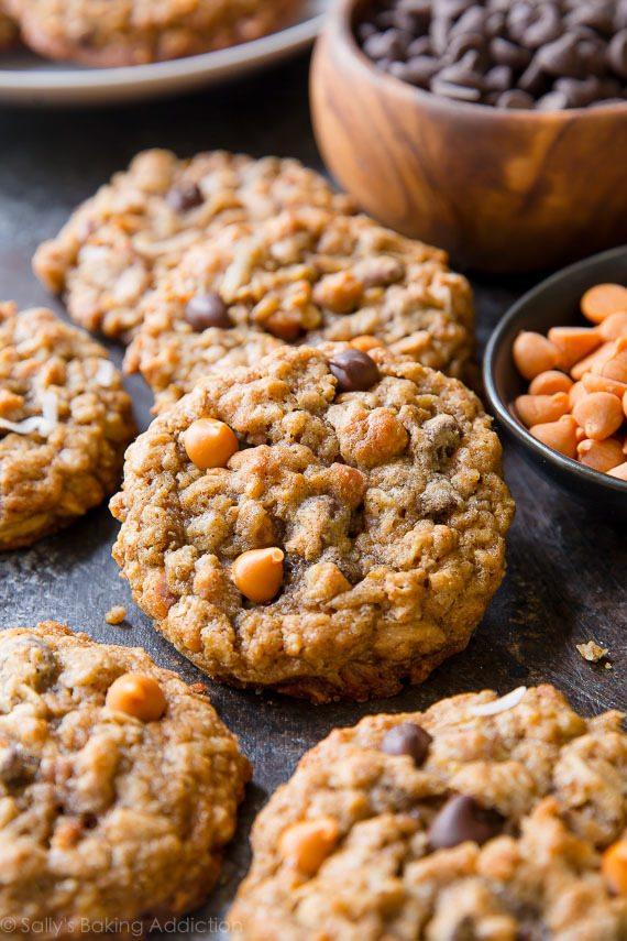 Magic 5 Cookies sur sallysbakingaddiction.com