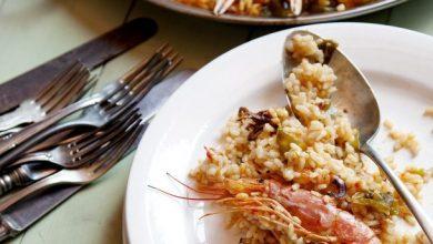Photo of Paella de coquillages (Paella de Mariscos) d'Espagne