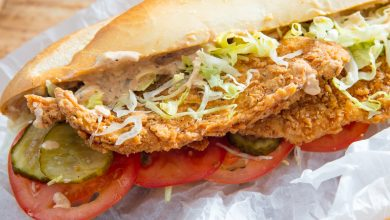 Photo of Recette Fish Po 'Boys