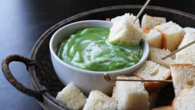 Photo of Recette Thai Dip Coconut Custard Dip (Sangkhaya)
