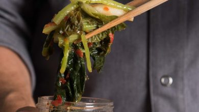 Photo of Recette Yeolmu Kimchi (jeunes radis à fermentation rapide)