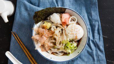 Photo of Recette de Bukkake Udon (nouilles froides japonaises avec bouillon)
