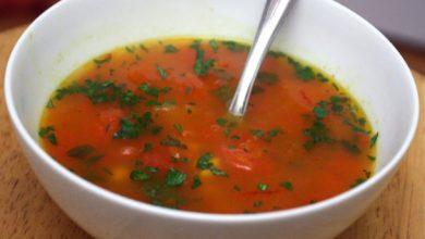 Photo of Recette de Harira (soupe marocaine aux haricots)