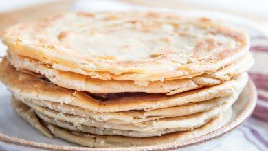 Photo of Recette de Paratha (pain plat feuilleté d'Asie du Sud)