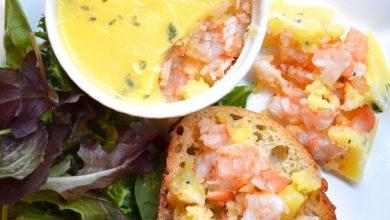 Photo of Recette de crevettes en pot