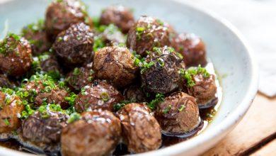 Photo of Recette de pommes de terre au beurre brun à la française