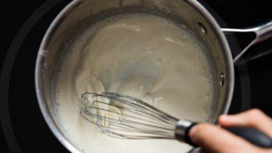 Photo of Recette de sauce Mornay classique (sauce blanche au fromage)