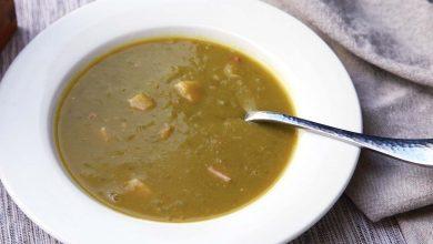 Photo of Recette de soupe aux pois cassés et au jambon de l'autocuiseur de 30 minutes
