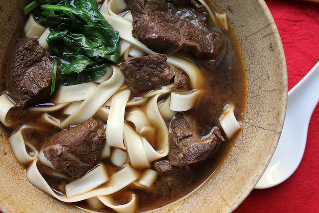 Photo of Recette de soupe de nouilles au boeuf taïwanais