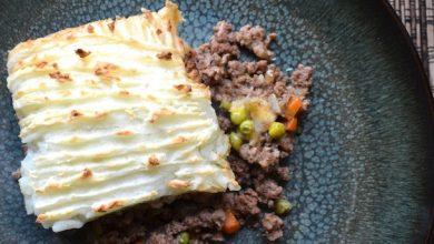 Photo of Recette de tarte aux échalotes et au xérès