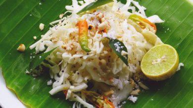 Photo of Recette rapide de salade de chou indien