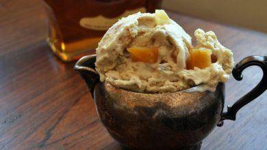 Photo of Recueilli: Recette de crème glacée au citron, au miel et au brandy (ou au moldu Guggle)