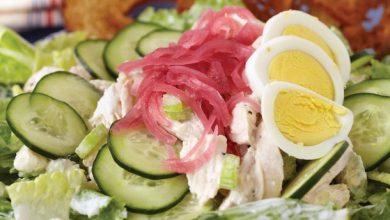 Photo of La salade «diététique» de Zuke tirée de «The Artisan Jewish Deli at Home»