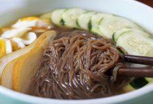 Photo of Sérieusement asiatique: Naengmyeon, recette coréenne de nouilles froides