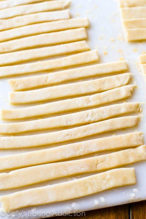 Croûte à tarte pour pommes au four