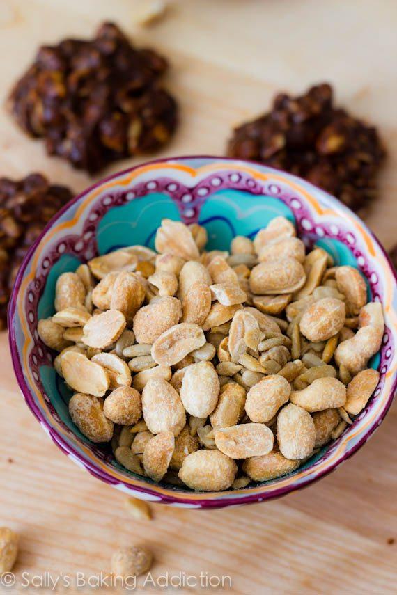 Biscuits sans gluten Fudge No-Bake par sallysbakingaddiction.com