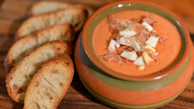 Photo of Salmorejo Dip Recette