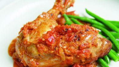 Photo of Cuisinez le livre: poulet du Cachemire