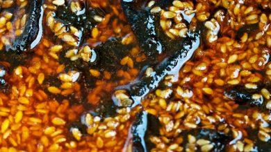 Photo of Ghee infusé de Gochujang avec graines de sésame grillées et recette de bourbon