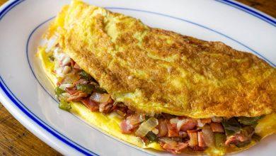 Photo of Recette Omelette de l'Ouest au poivron, à l'oignon, au jambon et au fromage