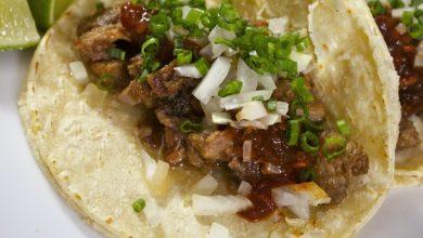 Photo of Recette Sous Vide Tacos de Lengua