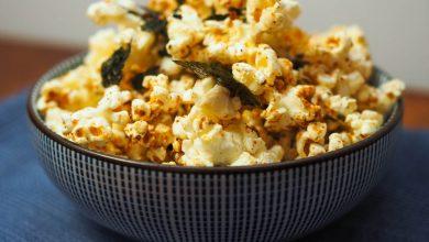 Photo of Recette de pop-corn au miso et à la soupe